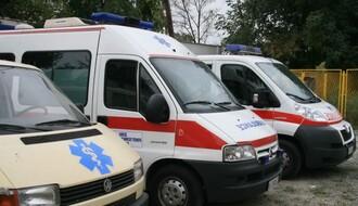 Teško povređena žena koju je sinoć na Grbavici udario automobil