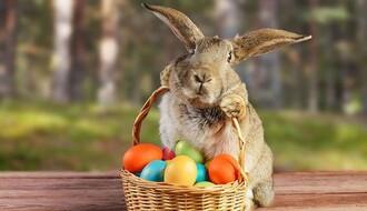 Možda niste znali: Zašto Uskrs obeležavamo baš uz šarena jaja, čokolade i zeku?