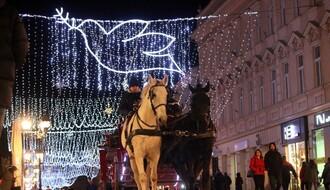 OSVRT NA PROŠLU NEDELJU: Novi Sad između Božića i Srpske nove godine