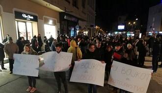 """U bojkot za Novi Sad: Bez podele na našu i """"našu našu"""" decu (FOTO i VIDEO)"""