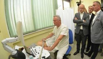 Dva novosadska doma zdravlja dobila nove ultrazvučne aparate (FOTO)