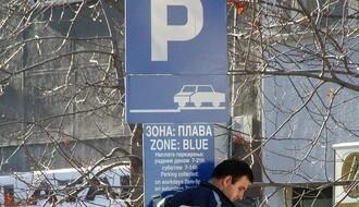 U ponedeljak i utorak besplatan parking