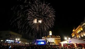 Sve je spremno za doček Srpske nove godine na Trgu slobode