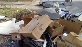"""""""Čistoća"""" uklanja krupni i kabasti otpad na Telepu i Grbavici"""