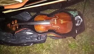 Izrečene kazne za krađu skupocene violine Lajka Feliksa