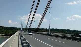 Raspisan tender za popravku oštećenja na Mostu slobode