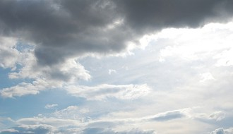 Oblačno i kišovito, ponegde sa susnežicom
