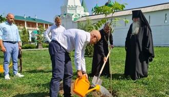 RUSIJA: Gradonačelnik posetio grad-pobratim Novog Sada (FOTO)