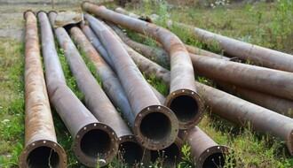 Industrijska ulica bez vode zbog havarije