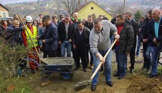 Ledinci: Položen kamen temeljac za izgradnju fiskulturne sale