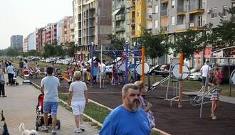 Izgradnja parka između Detelinare i Novog Naselja i dalje samo ideja