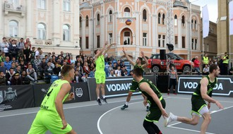 "Fiat 500L Cross N1 na ""Ultra Challenger"" turniru u basketu 3x3 u centru  Novog Sada (FOTO)"