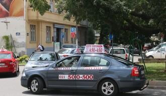Polaganje ispita za taksiste 9. i 12. marta