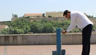 """""""VODOVOD"""": Postavljene javne česme na više frekventnih lokacija u gradu"""