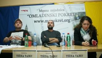TRIBINA O CENZURI U SRBIJI: Kad se loše živi – ljudi vole da ih lažu (FOTO)