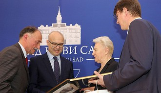 FOTO: Delegacija ruskih univerziteta posetila Gradsku kuću