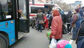 Autobus udario ženu na semaforu kod Futoške pijace