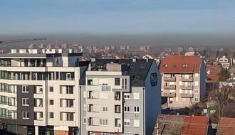"""Vazduh u Novom Sadu ocenjen kao """"veoma zagađen"""" (FOTO)"""