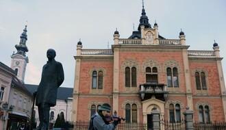 Počela obnova fasade Vladičanskog dvora
