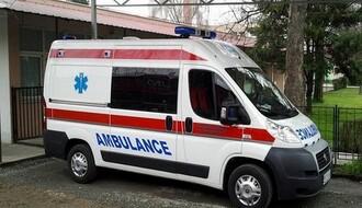 Novi Sad: Trojica muškaraca povređena u dve saobraćajne nezgode