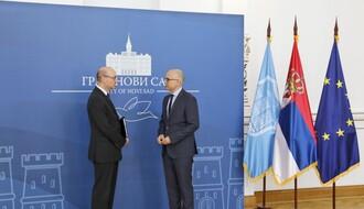 Ambasador Republike Francuske u poseti Novom Sadu