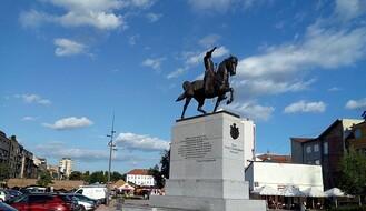 Sunčano i toplo, najviša dnevna u Novom Sadu oko 28°C