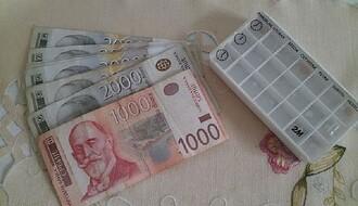 Savić: Većina penzionera prima manje od 25.000 dinara mesečno