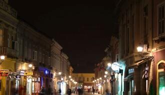 NS: Noćna eksplozija u Dunavskoj, pričinjena samo materijalna šteta