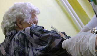 FOTO: Počela vakcinacija Novosađana starijih od 65 godina koji su se prijavili preko eUprave
