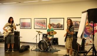 Počela Letnja džez akademija u Novom Sadu (FOTO)