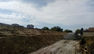 SALAJKA: Čišćenje terena za dolazak brze pruge (FOTO)