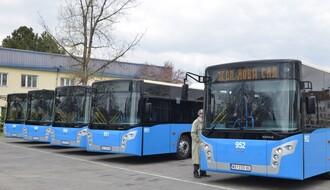 """JGSP """"Novi Sad"""" nabavlja osam autobusa na gas"""