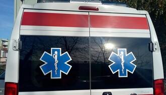 U udesu između Siriga i Temerina povređen vozač kamiona
