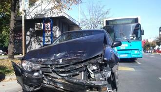 U Novom Sadu tokom praznika 41 saobraćajka, povređeno 20 lica