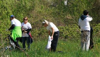 Volonteri očistili Ribarac i obalu Dunava