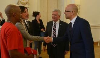 """FOTO: Počeli """"Dani američke kulture"""" u Novom Sadu"""