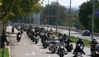 Defileom gradskim ulicama u subotu se završava moto-sezona
