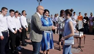FOTO: Najboljim novosadskim đacima uručene Vidovdanske nagrade