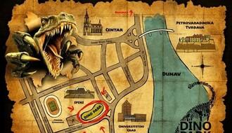 Dino park će dovoditi turiste u Novi Sad