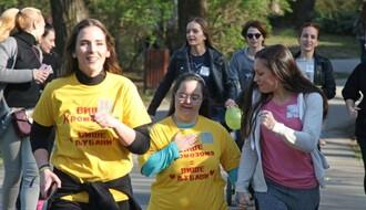 FOTO: U Novom Sadu obeležen Svetski dan osoba sa Daunovim sindromom