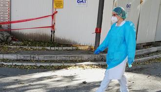 KORONA VIRUS: U Srbiji registrovana 1.242 novoobolela, preminulo još osmoro pacijenata