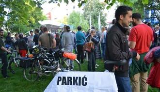 FOTO: Novosađani se okupili da sačuvaju parkić u Futoškoj