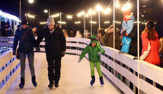 """Nova sezona klizanja u """"Ledenoj šumi"""" počinje 7. decembra"""
