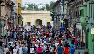 """""""METLA"""": Pešačka zona u Gradiću je saobraćajni promašaj"""