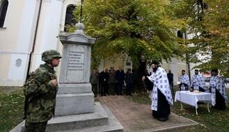 FOTO: Položeni venci u čast oslobodilaca Novog Sada u Prvom svetskom ratu