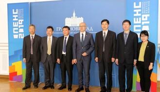 Delegacija kineskog grada Ningbo u poseti Novom Sadu