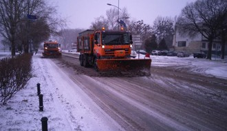Novi Sad spreman dočekao sneg, stanje u gradu pod kontrolom