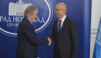Gradonačelnik primio ambasadora Slovenije