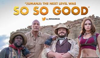 "Novosađani obaraju rekord filma ""Džumandži"" u Areni Cineplex!"