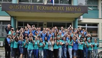 Svečani prijem na FTN-u za studente iz Španije, Poljske, Grčke i Nemačke